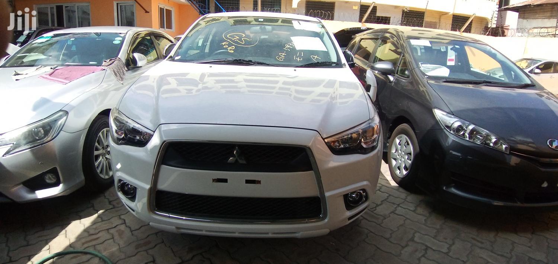Mitsubishi RVR 2013 White | Cars for sale in Mvita, Mombasa, Kenya