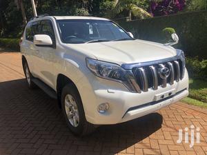 Toyota Land Cruiser Prado 2015 White | Cars for sale in Nairobi, Runda