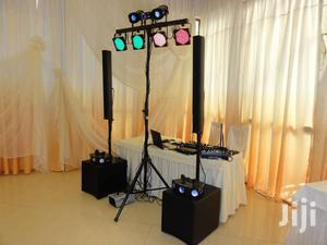 PA Sound System And Lighting For Hire In Langata   DJ & Entertainment Services for sale in Nairobi, Langata