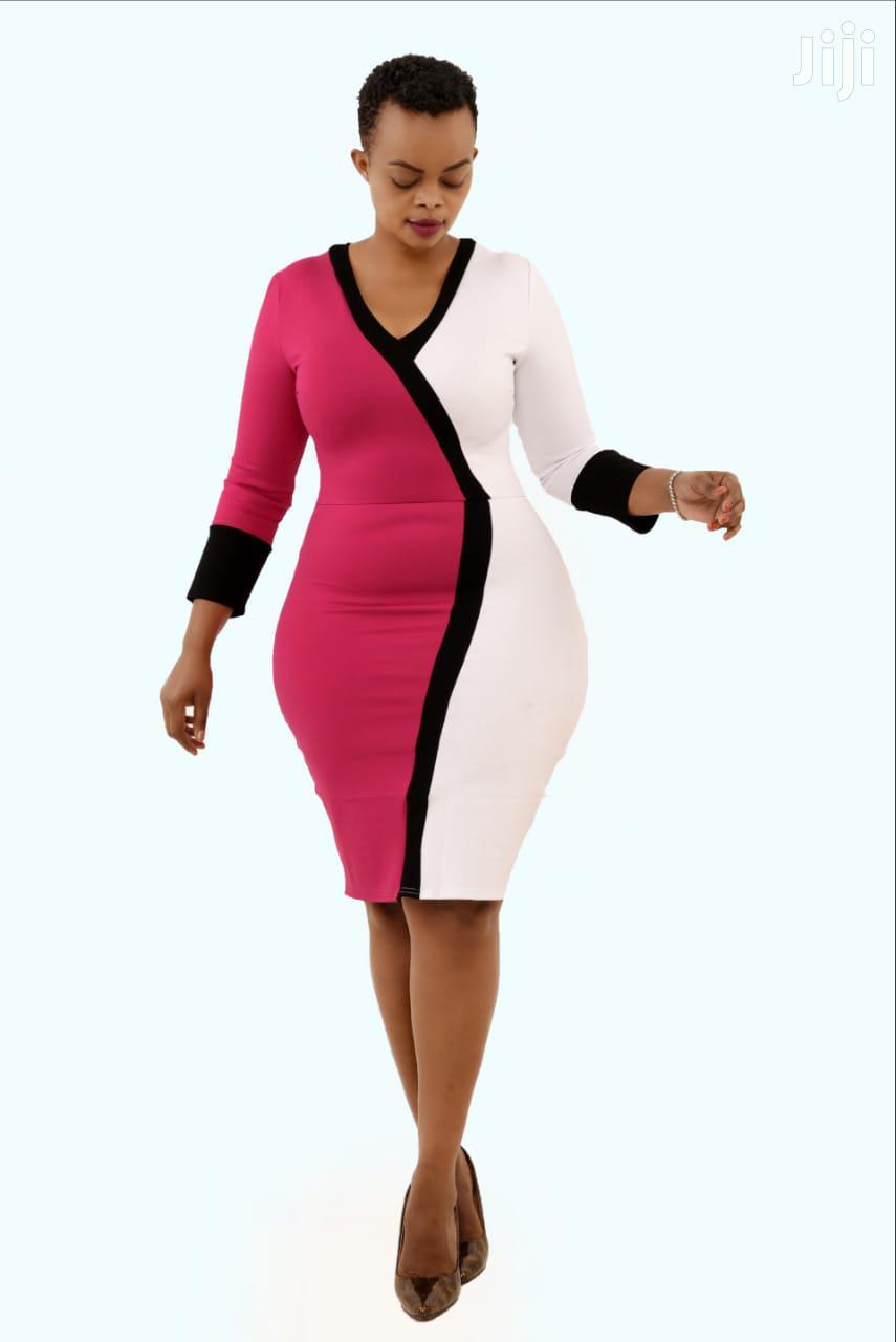 Heavy Cotton Dress(M-XXL)