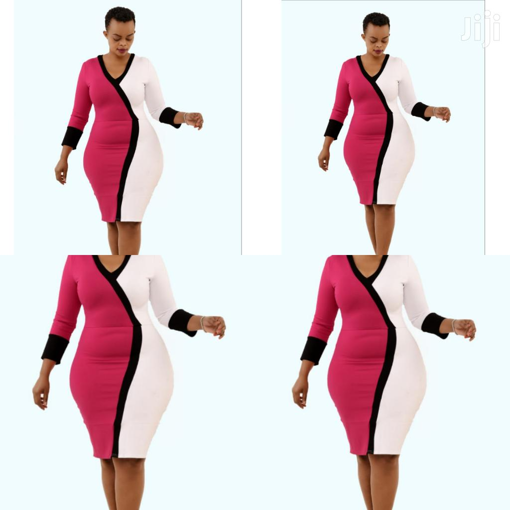 Heavy Cotton Dress(M-2XL) | Clothing for sale in Nairobi Central, Nairobi, Kenya