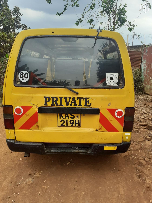 Nissan Matatu 1998 Yellow   Buses & Microbuses for sale in Kiambaa, Kiambu, Kenya