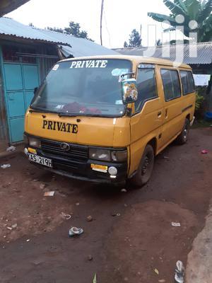 Nissan Matatu 1998 Yellow   Buses & Microbuses for sale in Kiambu, Kiambaa