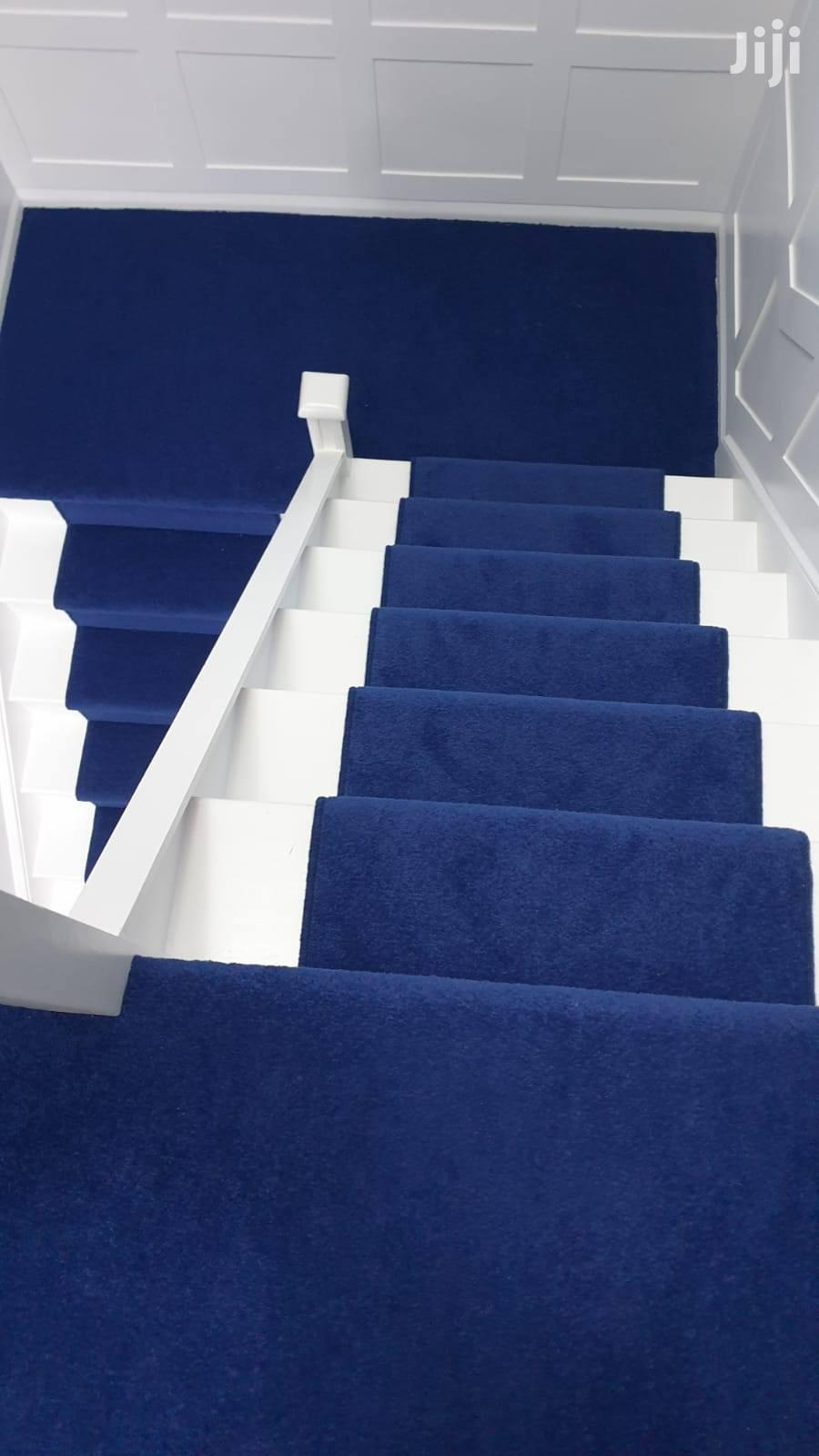 Loyalty Blue Wall to Wall Carpets   Home Accessories for sale in Nairobi Central, Nairobi, Kenya