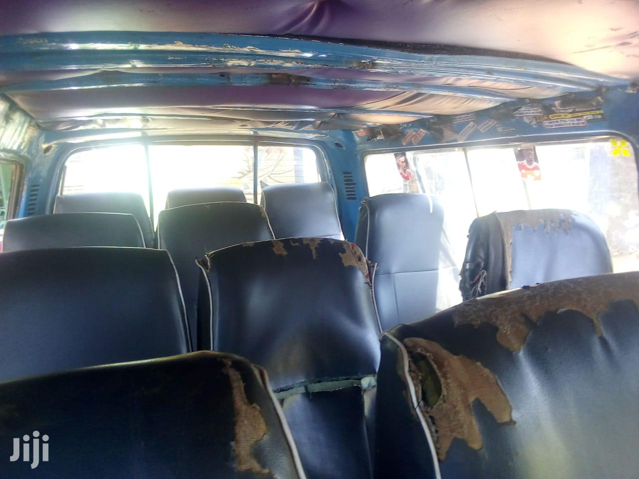 Toyota Hiace 2002 Silver | Buses & Microbuses for sale in Mwibona, Vihiga, Kenya