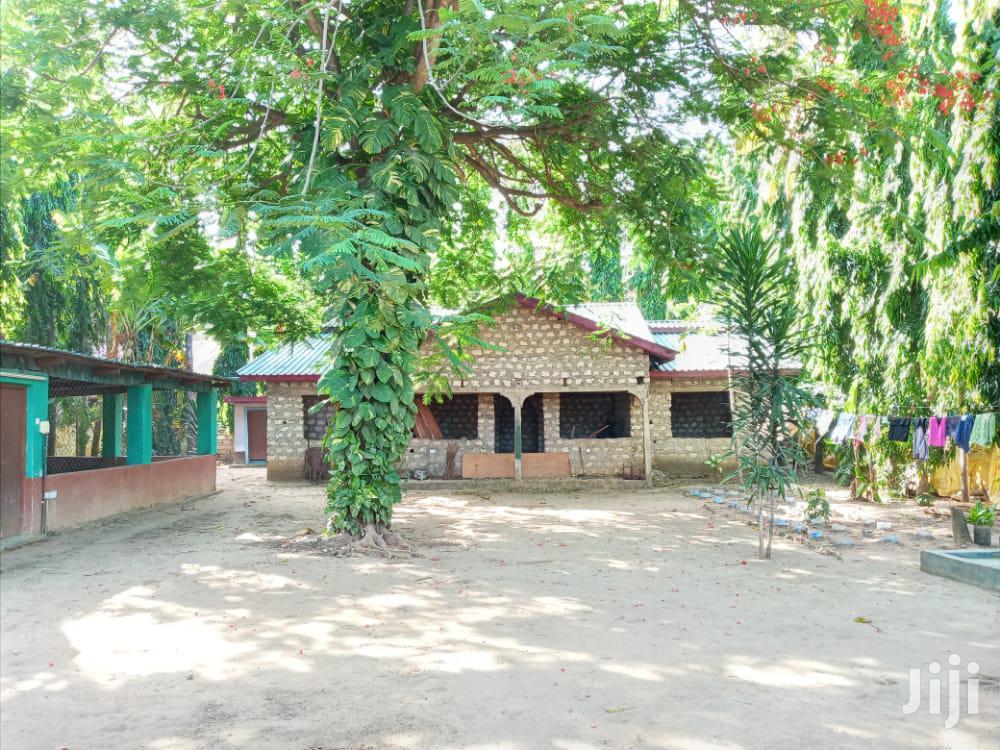 3br Unfinished House for Sale-Shanzu, Majaoni