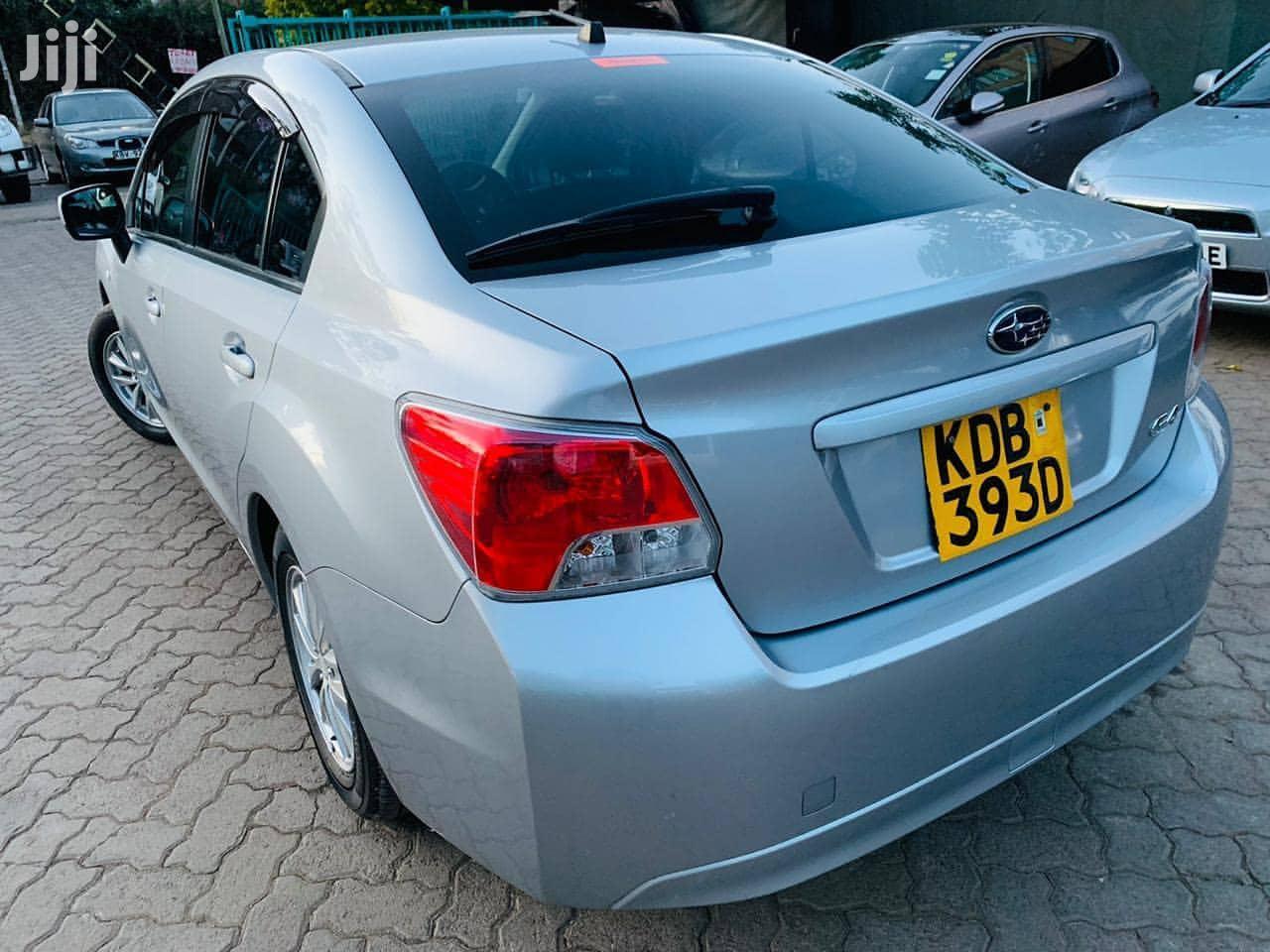 Subaru Impreza 2013 Silver | Cars for sale in Makadara, Nairobi, Kenya