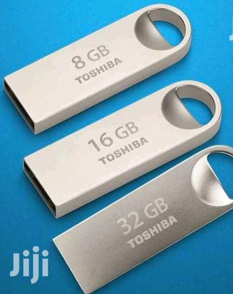 Memory Cards and Flash Disks
