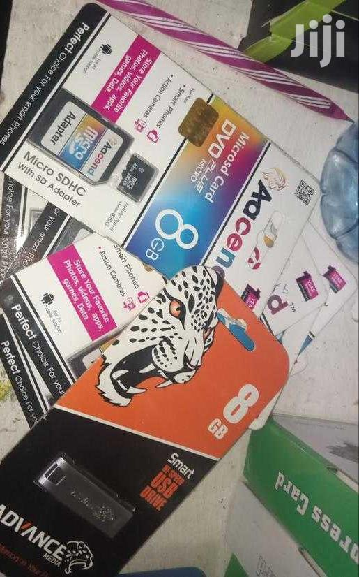 Memory Cards and Flash Disks   Accessories for Mobile Phones & Tablets for sale in Nairobi Central, Nairobi, Kenya