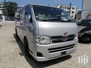Toyota HiAce 2013 Silver | Buses & Microbuses for sale in Mombasa, Mvita