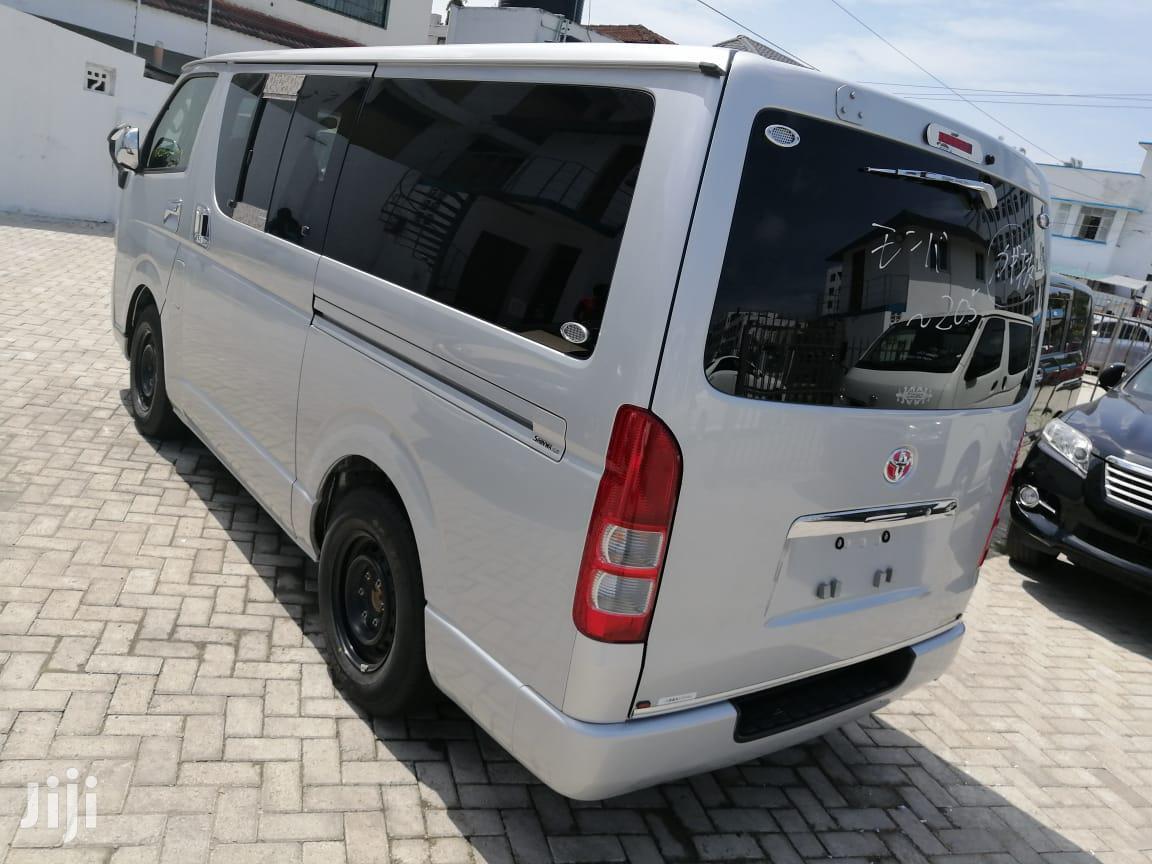 Toyota HiAce 2013 Silver   Buses & Microbuses for sale in Mvita, Mombasa, Kenya