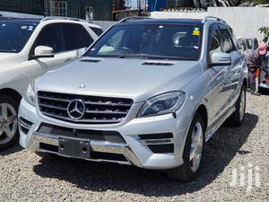 Mercedes-Benz M Class 2013 Silver | Cars for sale in Nairobi, Kilimani