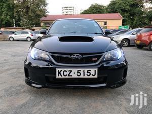 Subaru Impreza 2013 WRX STI 4-Dr Black | Cars for sale in Nairobi, Nairobi Central