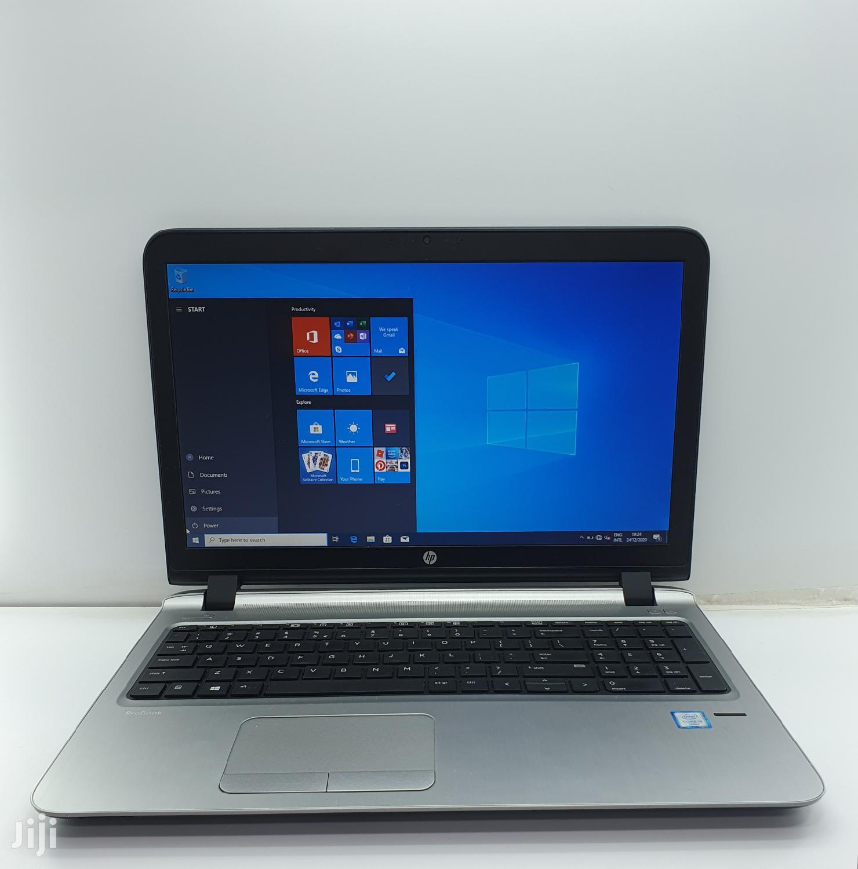 Laptop HP ProBook 450 G3 8GB Intel Core i5 HDD 500GB