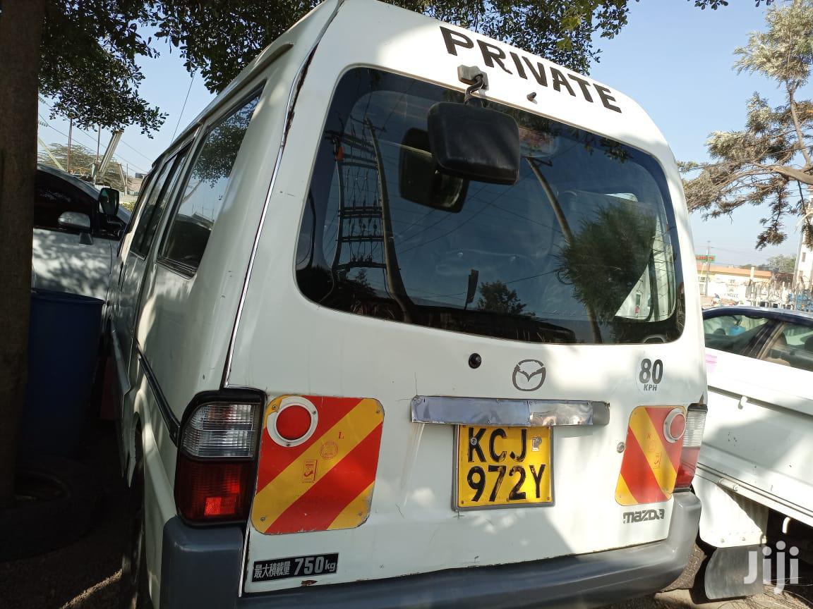 Mazda Bongo 2009 White   Buses & Microbuses for sale in Umoja II, Umoja I, Kenya