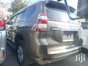 Toyota Land Cruiser Prado 2014 Gray   Cars for sale in Mombasa, Mvita