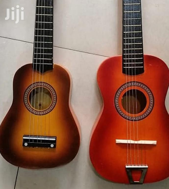 6 String Beginners Practice Acoustic Guitar With Pick | Musical Instruments & Gear for sale in Nairobi Central, Nairobi, Kenya