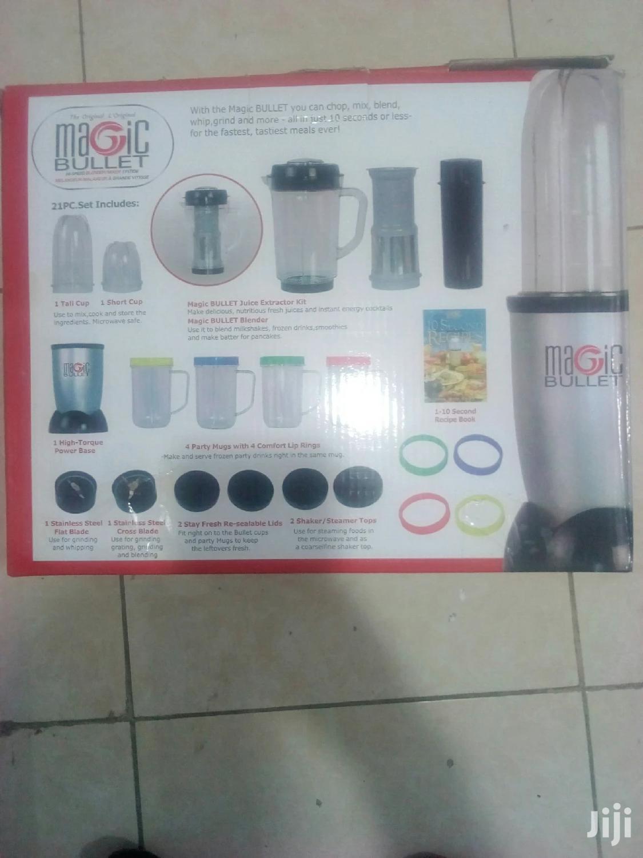 Archive Magic Bullet In Nairobi Central Kitchen Appliances Intellific Solutions Jiji Co Ke