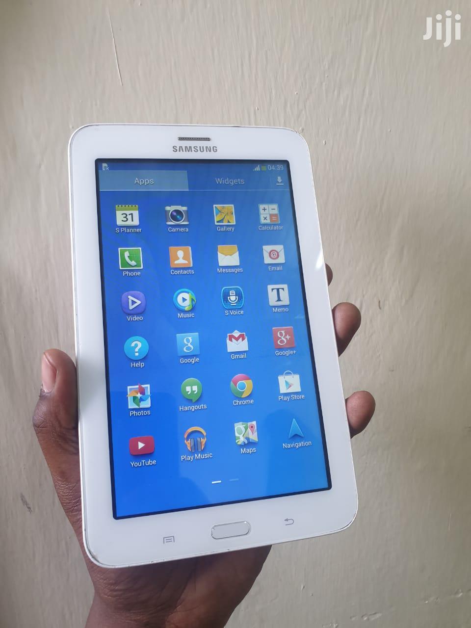 Samsung Galaxy Tab 3 7.0 16 GB White | Tablets for sale in Nairobi Central, Nairobi, Kenya