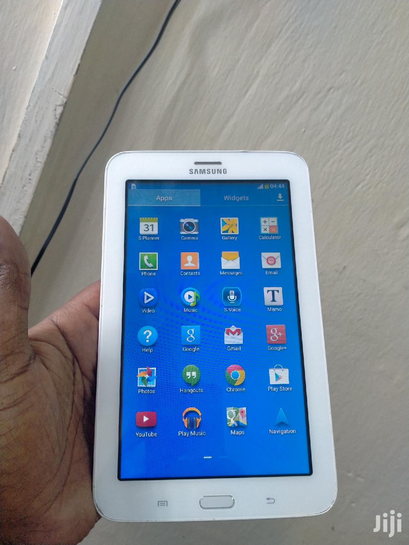 Samsung Galaxy Tab 3 7.0 16 GB White