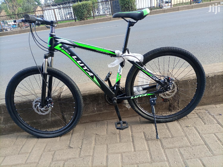 Mountain Bike With Gears Size 26 Shimano