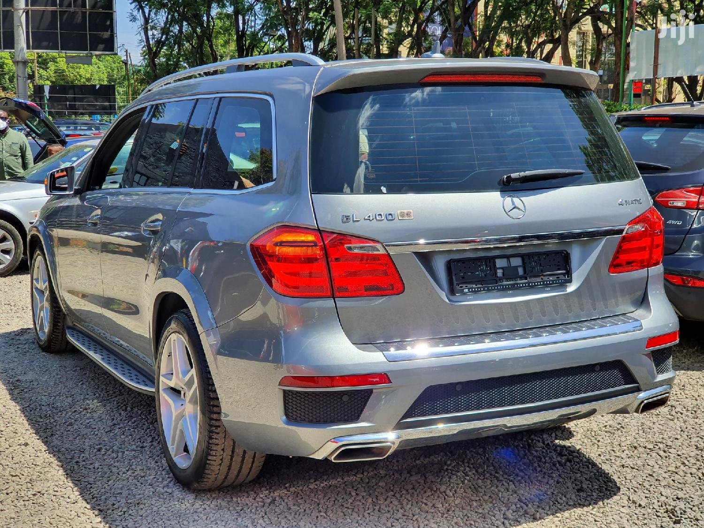 Mercedes-Benz GL Class 2014 Silver   Cars for sale in Kilimani, Nairobi, Kenya