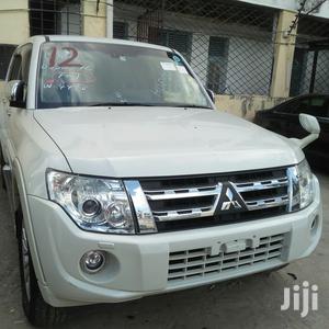 Mitsubishi Shogun 2013 White   Cars for sale in Mombasa, Mvita