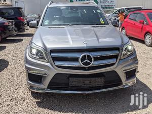 Mercedes-Benz GL Class 2014 Silver   Cars for sale in Nairobi, Nairobi Central