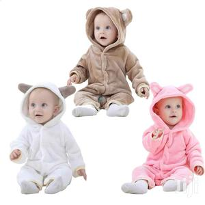 Baby Fleece Rompers Jumpsuits | Children's Clothing for sale in Nairobi, Nairobi Central