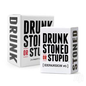 Drunk Stoned or Stupid Party Game | Books & Games for sale in Nairobi, Nairobi Central