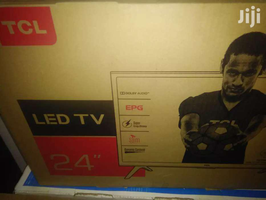 TCL 24 Inch TV New And Available