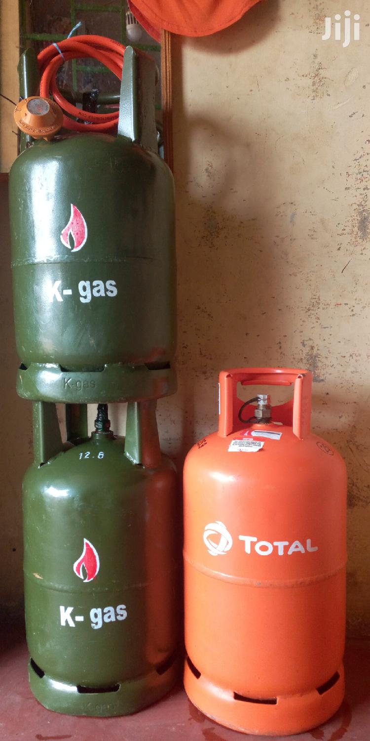 K Gas N Total Empty Cylinders 6kg And 13kg.New Year Offer | Kitchen Appliances for sale in Kahawa, Nairobi, Kenya