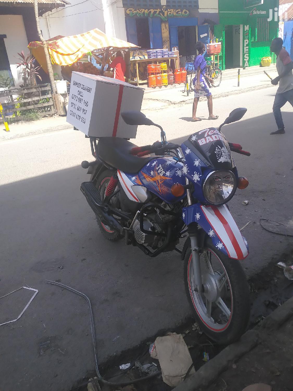 TVS Apache 180 RTR 2019 Blue | Motorcycles & Scooters for sale in Mvita, Majengo, Kenya