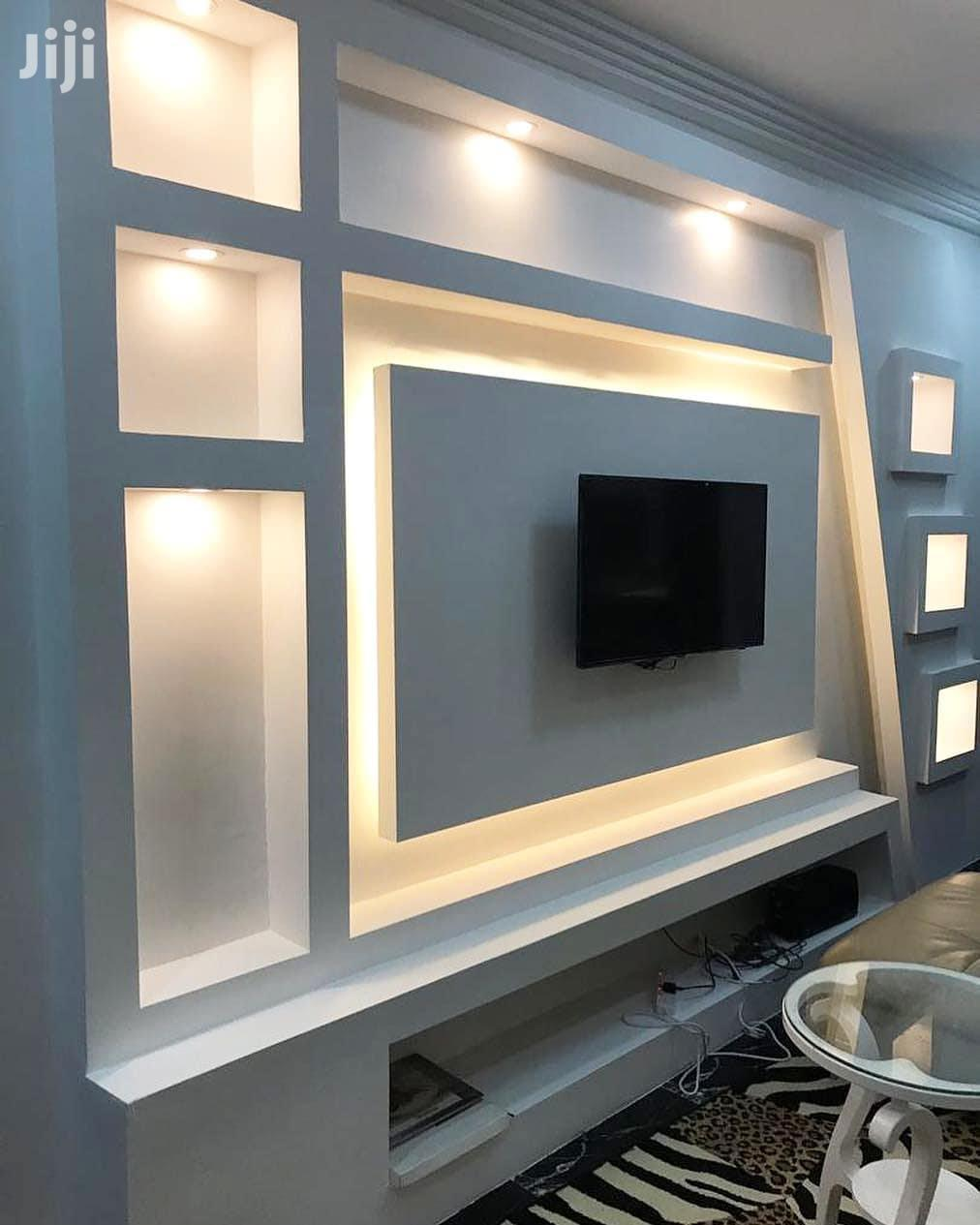 Gypsum Tv Niches | Building & Trades Services for sale in Kisauni, Mombasa, Kenya
