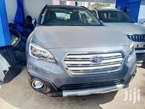 Subaru Outback 2015 Gray   Cars for sale in Mombasa, Tononoka