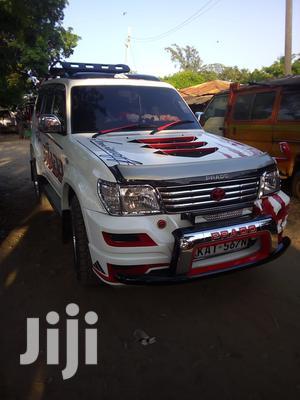 Toyota Land Cruiser Prado 2001 TX White | Cars for sale in Kilifi, Malindi