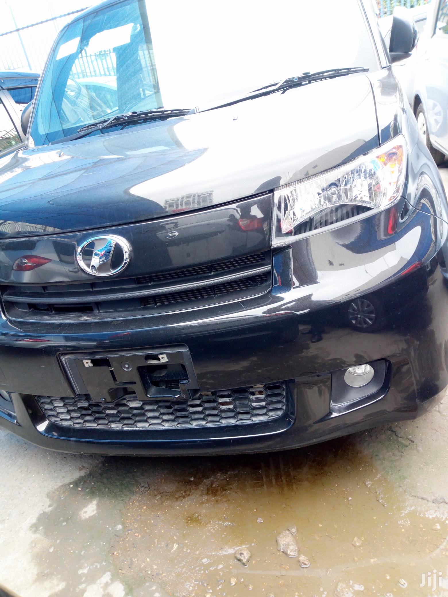 Archive: Toyota BB 2012 Black