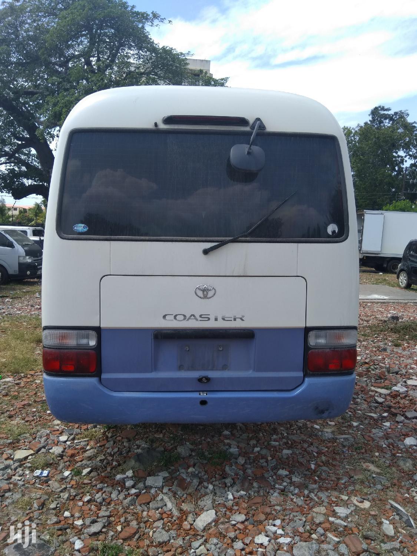 Toyota Coaster 2014 White | Buses & Microbuses for sale in Mvita, Mombasa, Kenya
