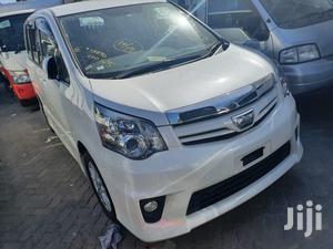Toyota Noah 2013 White   Cars for sale in Mombasa, Tononoka