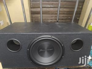 New Pioneer 300D4 Double Coil Sub in Cabinet | Vehicle Parts & Accessories for sale in Nairobi, Nairobi Central