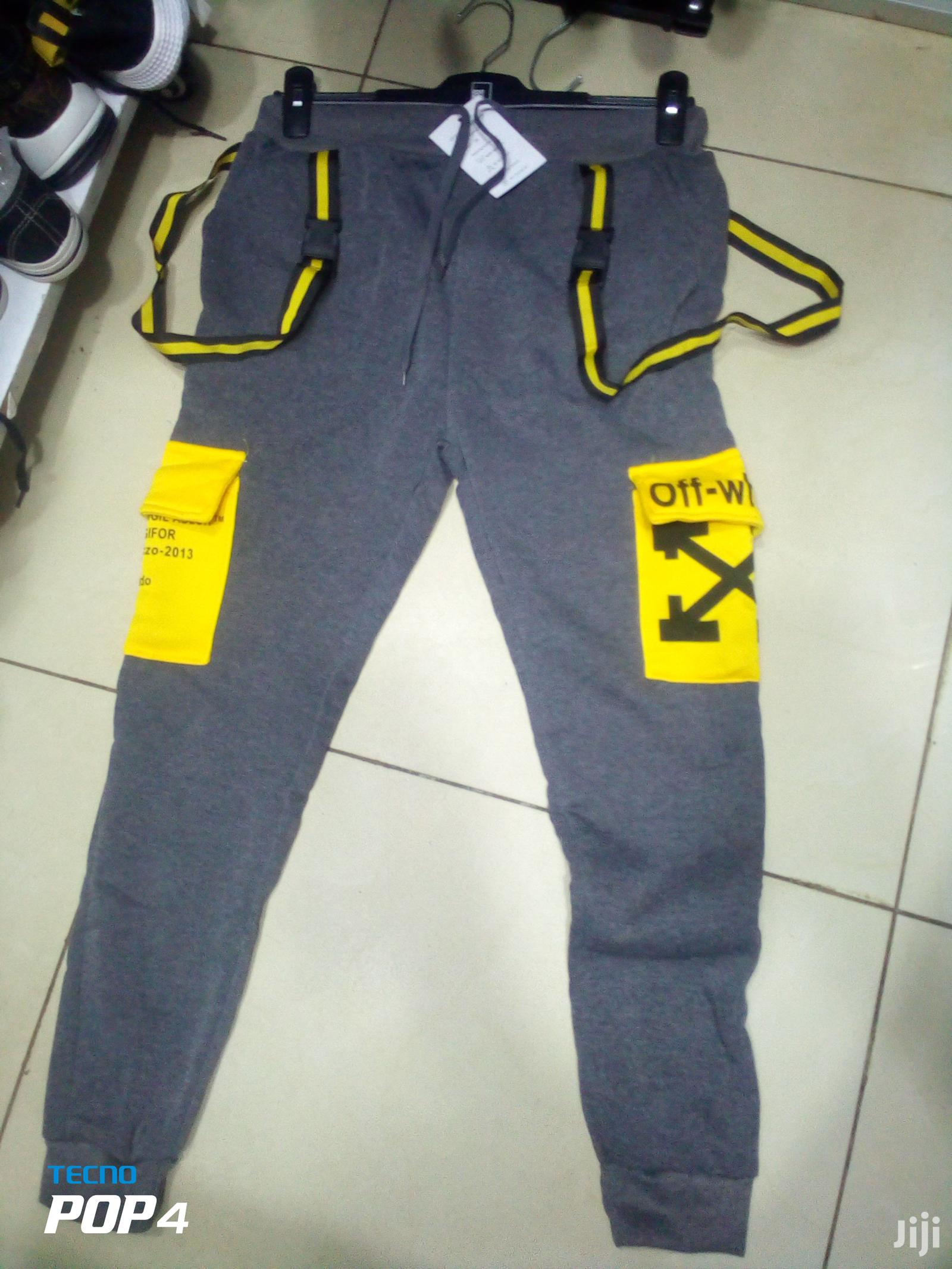 Off White Sweatpants | Clothing for sale in Nairobi Central, Nairobi, Kenya
