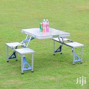 Outdoor Aluminum Alloy Folding Camping/Picnic Table | Camping Gear for sale in Nairobi, Nairobi Central
