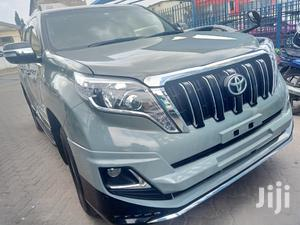 Toyota Land Cruiser Prado 2016 Green   Cars for sale in Mombasa, Tononoka