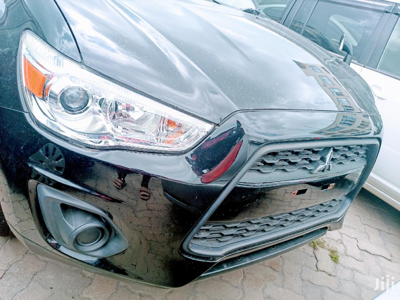 New Mitsubishi RVR 2013 Black