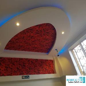 Ceiling Gypsum Interior Decor | Building & Trades Services for sale in Nairobi, Nairobi Central
