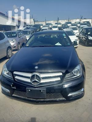 Mercedes-Benz C200 2013 Black | Cars for sale in Mombasa, Tononoka