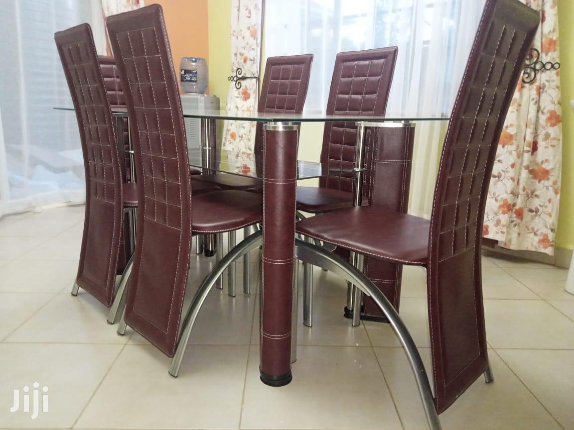 6seats Dining Table