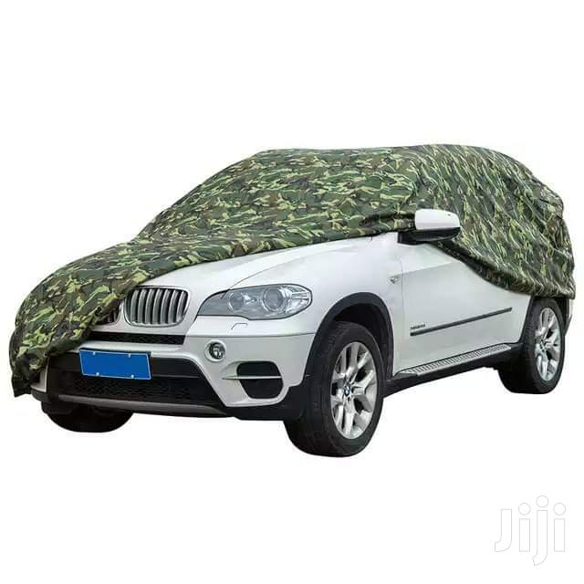 Jungle Green Imported Car Covers