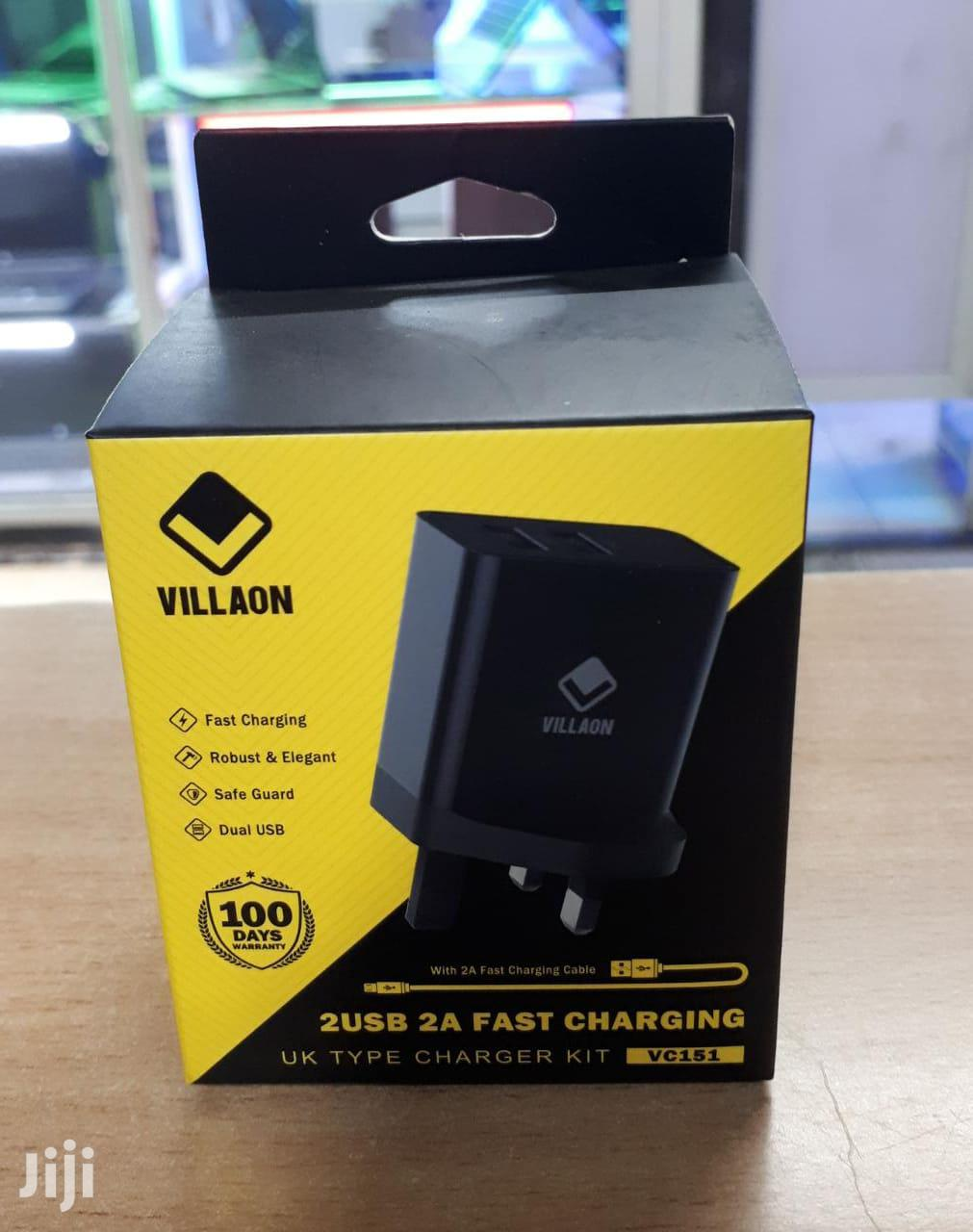Villaon Fast Charger