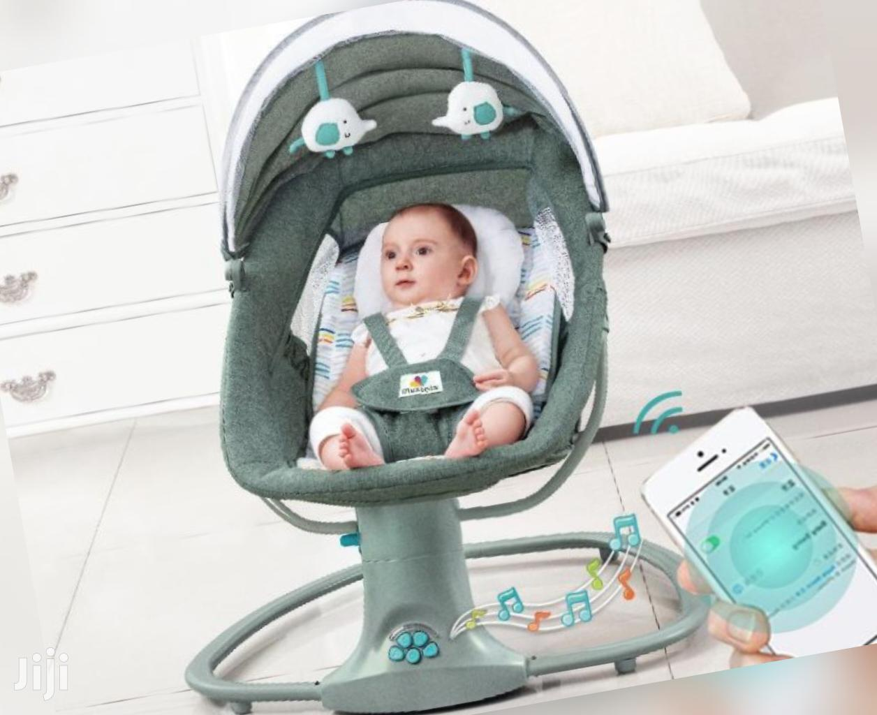 Baby Chair With Bluetooth